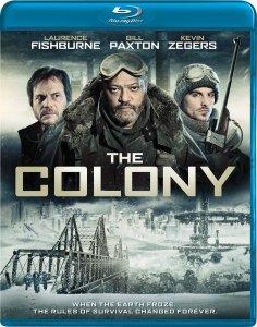 The Colony blu art