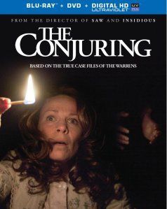The Conjuring blu art