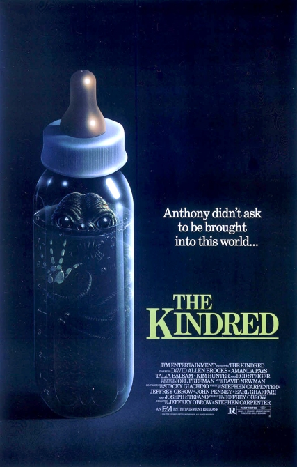 The Kindred movie poster