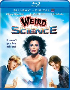 Weird Science blu art