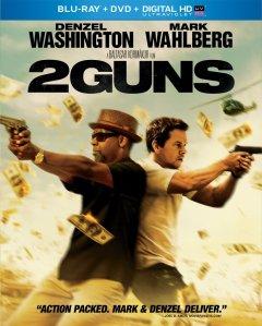 2 Guns blu art