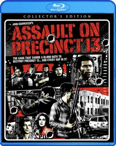 Assault on Precinct 13 blu art