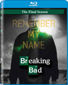Breaking Bad The Final Season blu art