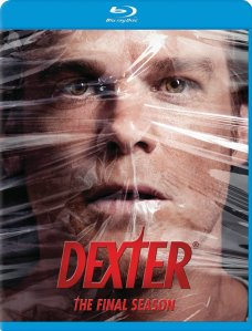 Dexter Final Season blu art