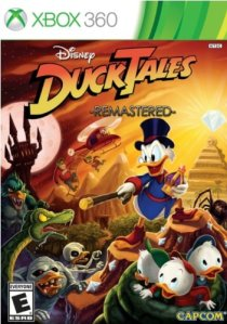 DuckTales remastered video game xbox 360