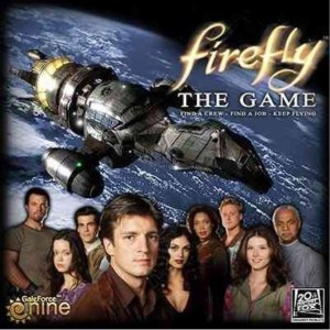 Firefly tabletop game