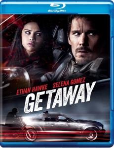 Getaway blu art
