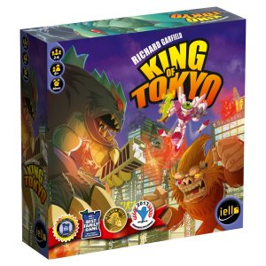 King of Tokyo tabletop game