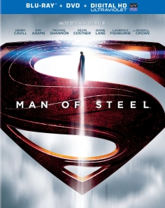 Man of Steel blu art