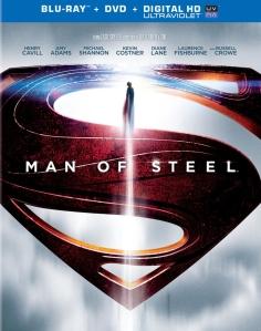 Man of Steel blu art