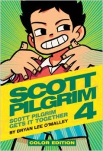 Scott Pilgrim Vol 4 Color Special Edition