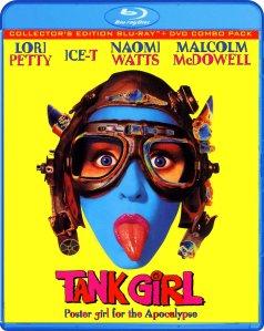 Tank Girl blu art