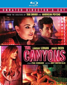 The Canyons blu art