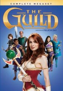 The Guild Complete Megaset DVD art