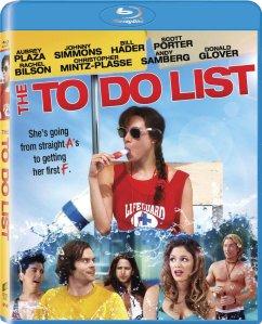 The To Do List blu art