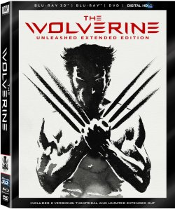 The Wolverine unleashed edition blu art