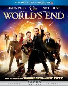 The World's End blu art