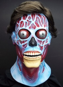 They Live Alien Mask from Trick or Treat Studios