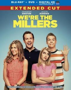 We're the Millers blu art