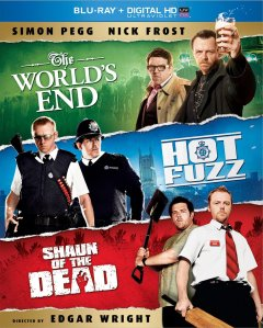 Cornetto Trilogy Blu-ray set