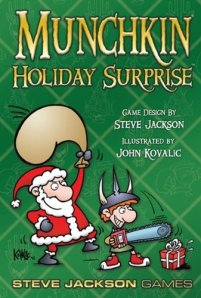 Munchkin Holiday Surprise Game