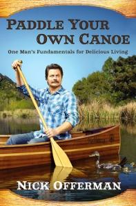 Paddle Your Own Canoe hardcover