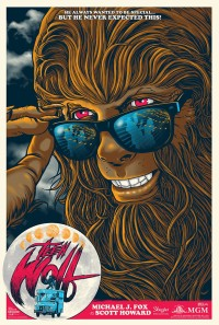 Teen Wolf poster by Ghoulish Gary