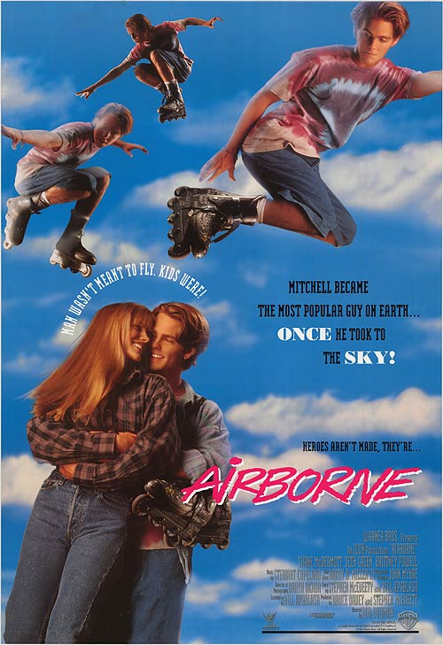 Airborne movie poster