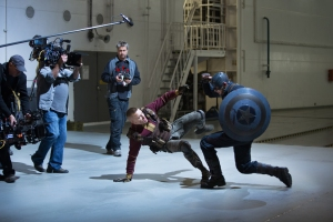 Batroc the Leaper in Captain America 2