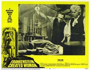 Frankenstein Created Woman US lobby card 07