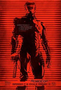 RoboCop IMAX poster