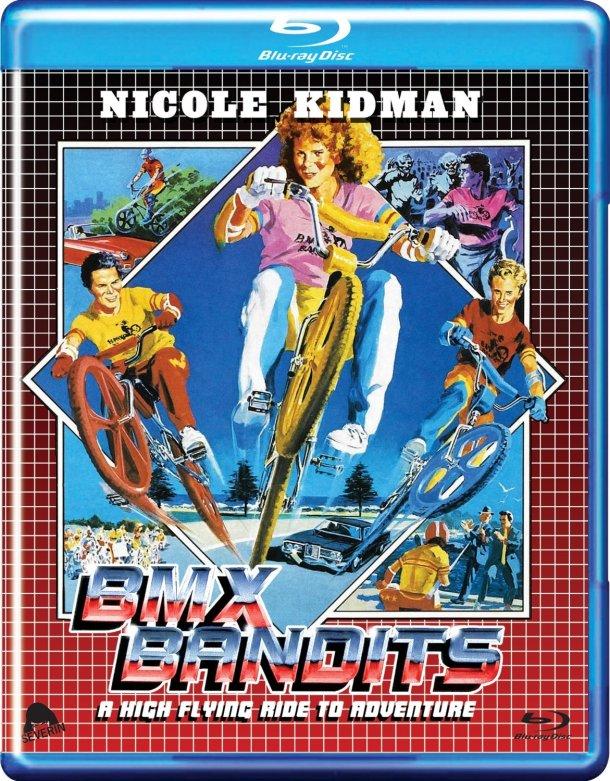 BMX Bandits blu-ray cover art
