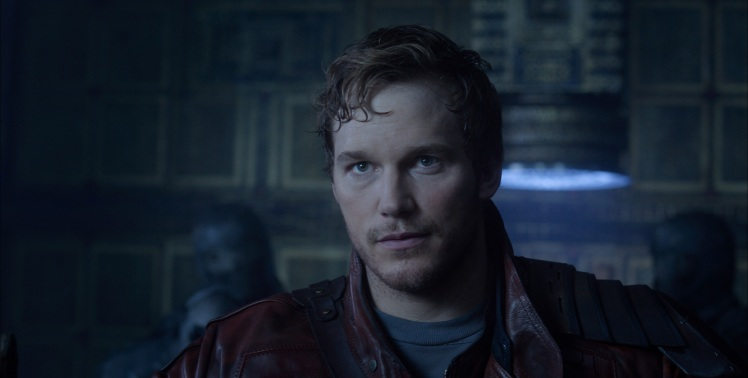 Guardians of the Galaxy high def still 2 Chris Pratt
