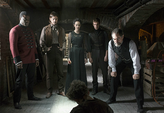 Penny Dreadful Showtime TV show Eva Green Timothy Dalton Josh Hartnett