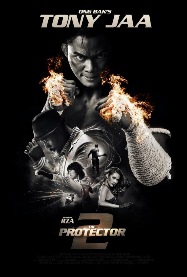 The Protector 2 poster
