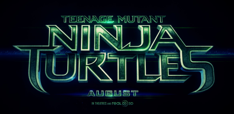 Teenage Mutant Ninja Turtles logo 2014