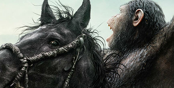 dawn of the planet of the apes poster featured