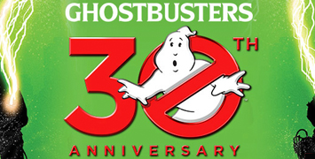 ghostbusters 30th anniversary mppodcast live featured