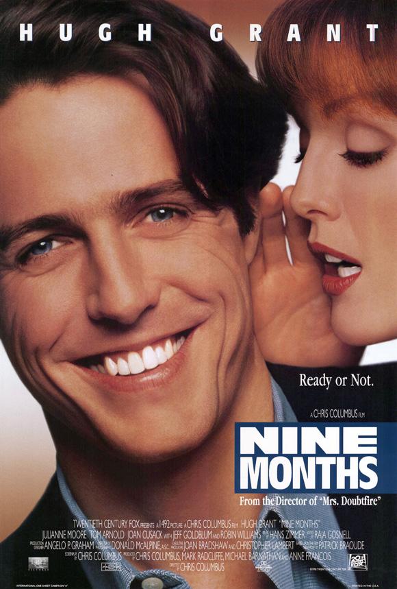 Nine Months movie poster
