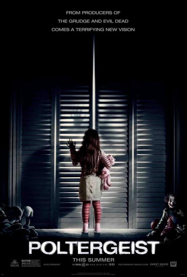 Poltergeist 2015 movie poster