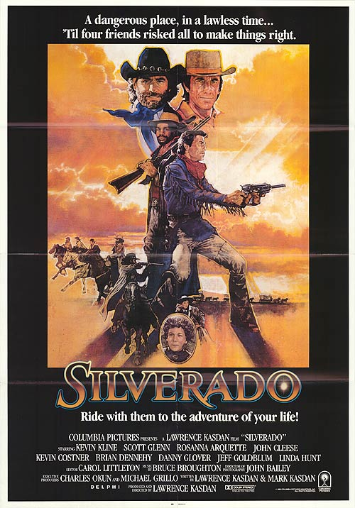 Silverado movie poster