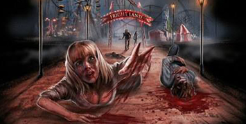Return to Scream Park kickstarter featured