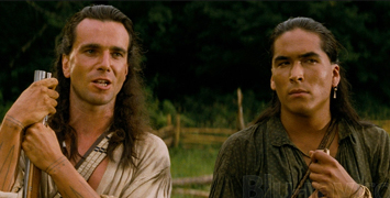 last of the mohicans featured